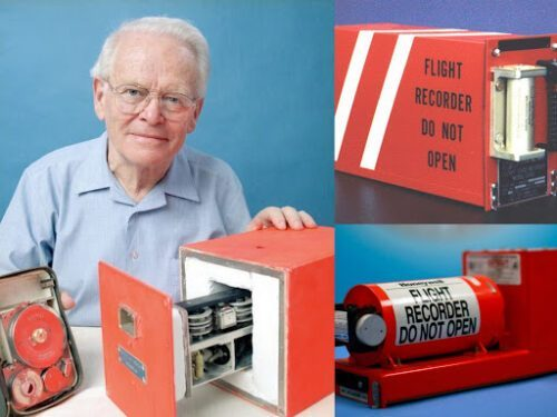 David Warren phát minh chiếc hộp đen máy bay như thế nào? Xu Hướng Đồng Phục - Hotline 0909124112 David Warren