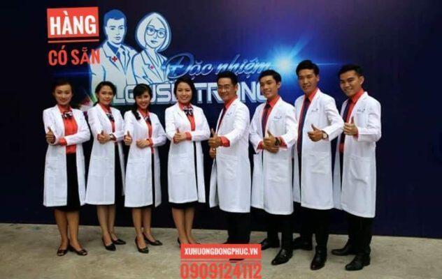 Bộ sưu tập áo blouse, áo bác sĩ cực đẹp tại Việt Nam Xu Hướng Đồng Phục - Hotline 0909124112 FB IMG 1510766085812 01