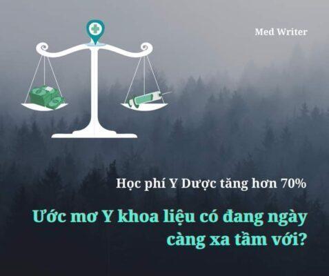 HỌC PHÍ Y DƯỢC TĂNG HƠN 70%, ƯỚC MƠ Y KHOA CÓ ĐANG NGÀY CÀNG XA TẦM VỚI? Xu Hướng Đồng Phục - Hotline 0909124112 FB IMG 1630567163151