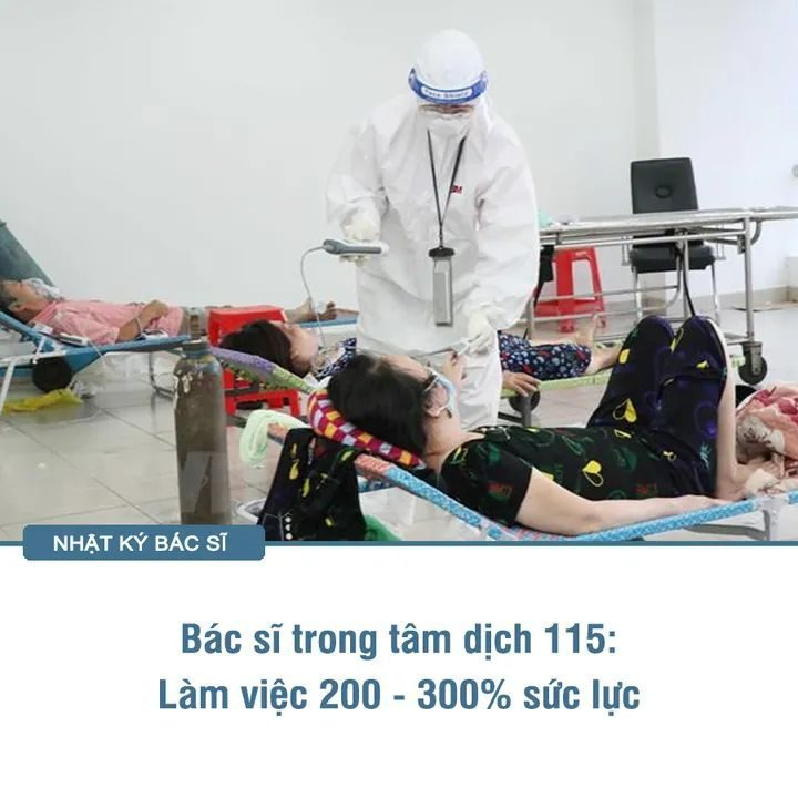 Bác sĩ trong tâm dịch 115: Làm việc 200 - 300% sức lực Xu Hướng Đồng Phục - Hotline 0909124112 FB IMG 1631083352147