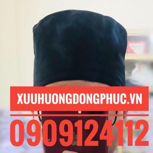 Nón Bếp Nhỏ Đen Xu Hướng Đồng Phục - Hotline 0909124112 Img 20190427 102200 02