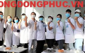 Những chiến sĩ áo blouse trắng chống dịch COVID-19