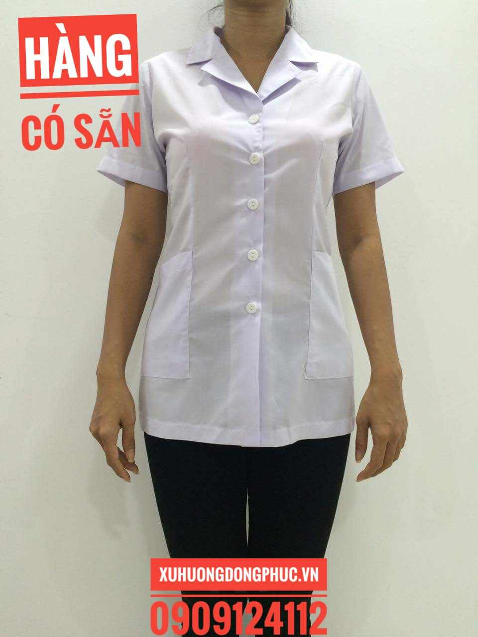 Áo blouse nữ kate silk